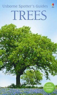 Trees (Usborne Spotter's Guide), Various Paperback Book The Cheap Fast Free Post