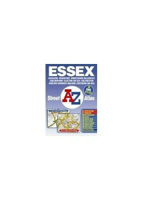 Essex Street Atlas (Street Maps & Atlases) by VARIOUS Paperback Book The Cheap