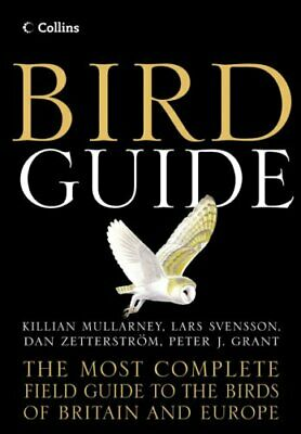 Collins Bird Guide: The Most Complete Guide to t... by Grant, Peter J. Paperback