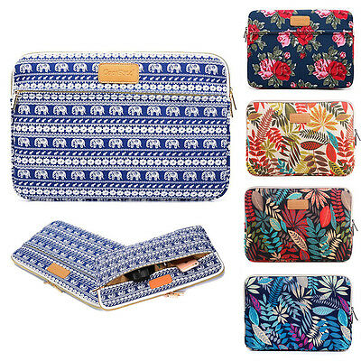 """Laptop Sleeve Case Carry Bag Pouch Cover For Notebook MacBook Air Pro11""""13"""" 15"""""""