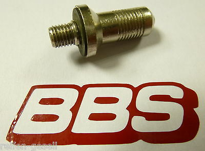 BBS Wheel Valve Adapter - Filler Tube Part Number  09.15.072 original BBS