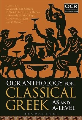 OCR Anthology for Classical Greek AS and A Level (Paperback), Cam. 9781474266024