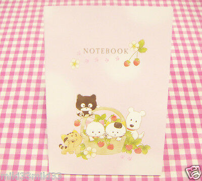 Tama and Friends Cat A5 Notebook / Made in Japan Anime Stationery