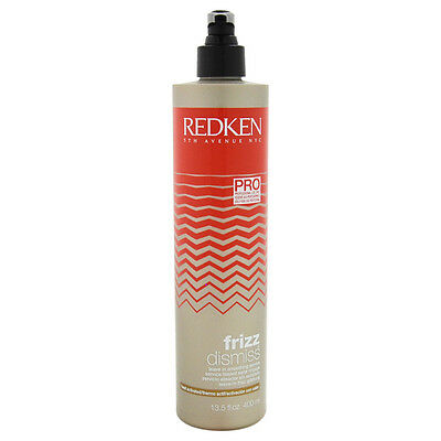 Frizz Dismiss Leave In Smoothing Service by Redken for Unisex - 13.5oz Treatment