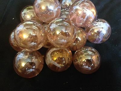 HOM Glass Marbles 42mm Fairy Collectors marble Giant