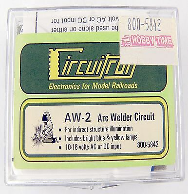 AW-2 Arc Welder Circuit for Inside Structure Illumination - Circuitron #800-5842