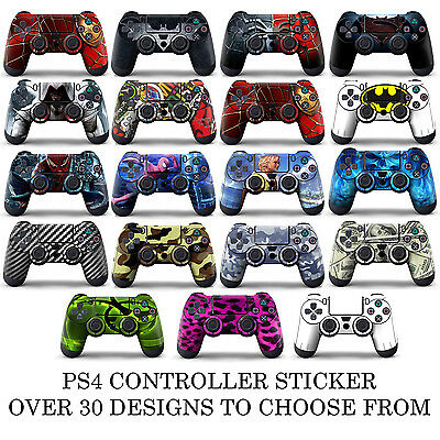 PS4 Controller Decal Sticker Skin For Playstation Dualshock 4 Controller