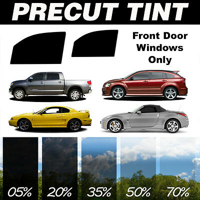 PreCut Window Film for Ford Escort 4dr 97-02 Front Doors any Tint Shade