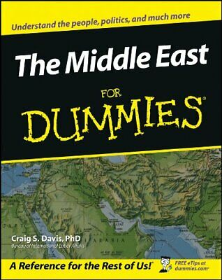 The Middle East For Dummies by Davis, Craig S. Paperback Book The Cheap Fast