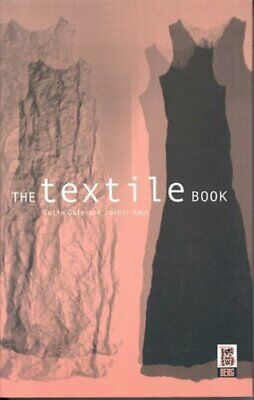 The Textile Book by Kaur, Jasbir Paperback Book The Cheap Fast Free Post