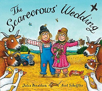 The Scarecrows' Wedding by Donaldson, Julia Book The Cheap Fast Free Post