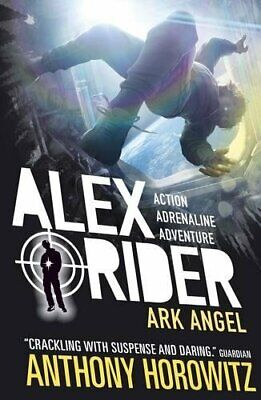 Ark Angel (Alex Rider) by Anthony Horowitz Book The Cheap Fast Free Post