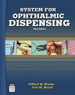 System for Ophthalmic Dispensing, 3e (Hardcover), Brooks, Cliffor. 9780750674805
