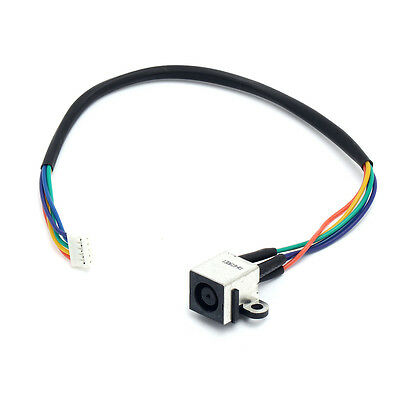 DC POWER JACK CABLE DELL INSPIRON 17R N7110 DD0R03PB001 0H3T2 SOCKET CHARGING
