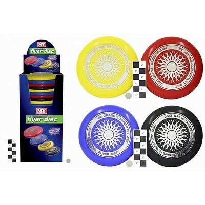 "M.Y Professional 10"" Flying Disc - Frisbee - 4 Colours To Choose From - Outdoors"