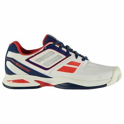 Babolat Kids Propulse Court Tennis Shoes Lace Up Lightweight Trainer Junior Boys