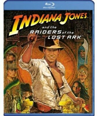 Indiana Jones and the Raiders of the Lost Ark Blu-ray Region A