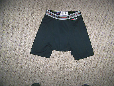 Under Armour Youth Athletic Shorts -- L
