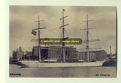 rp6892 - Norwegian Sailing Ship - Asgerd - photo 6x4