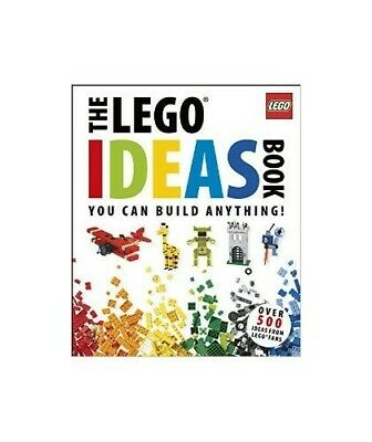 The Lego Ideas Book by Daniel Lipkowitz Book The Cheap Fast Free Post