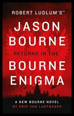 Robert Ludlum's (TM) The Bourne Enigma (Jason Bourne) by Lustbader, Eric Van The