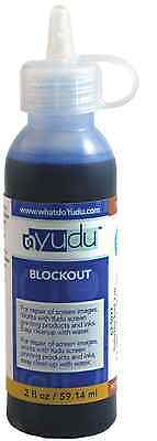 Yudu Machine Block Out Blockout 2 ounces for Screen Printing NEW