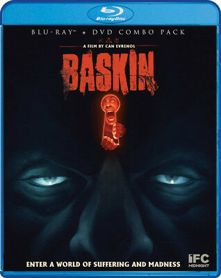 Baskin [New Blu-ray] With DVD, Widescreen, 2 Pack