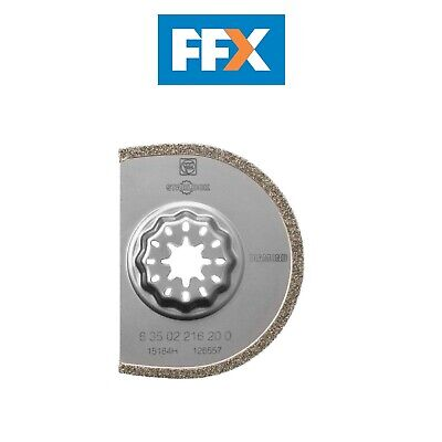 Fein 63502216210 DIAMANT Segment lame 75x1.2mm