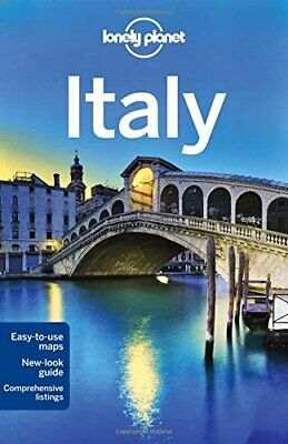 Lonely Planet Italy (Travel Guide) by Williams Book The Cheap Fast Free Post