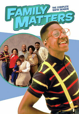 Family Matters: The Complete Sixth Season [New DVD] Manufactured On Demand, Fu