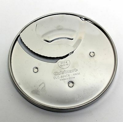 Cuisinart DLC-8 Slicing Disk 4mm Replacement Part DLC-844TX Pro Custom 11