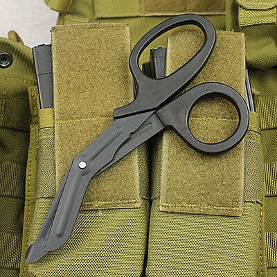 1Pair EMT Blade Shears Bandage Paramedic First Aid Medical Scissors Exotic