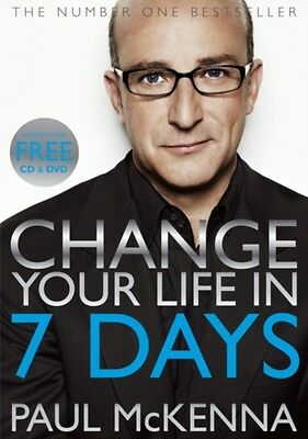 Change Your Life In Seven Days (Book & DVD) (Paperback), McKenna,. 9780593066614