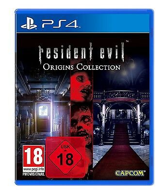 Resident Evil Origins Collection - PS4 Playstation 4 - NEU OVP