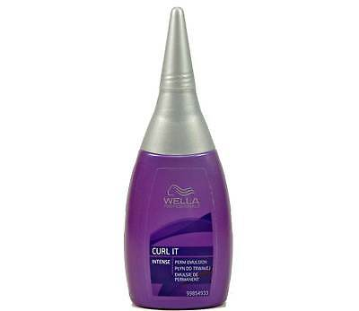 Wella Professionals Curl It Intense Feines Normales Haar Perm Emulsion - 75ml
