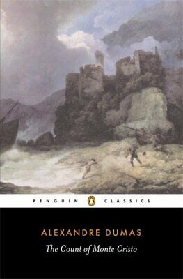 The Count of Monte Cristo (Penguin Classics) by Dumas, Alexandre Paperback Book