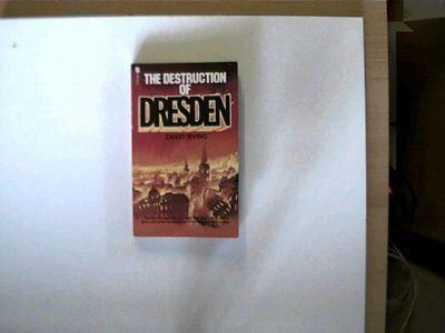 Destruction of Dresden, Irving, David Paperback Book The Cheap Fast Free Post