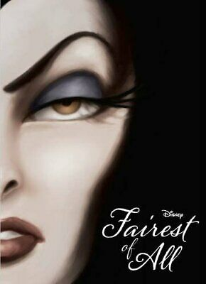 Disney Villains Fairest of All Novel by Serena Valentino Book The Cheap Fast