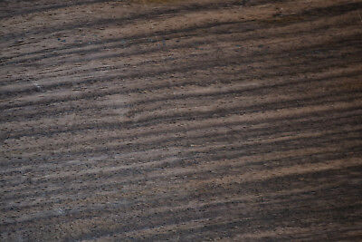 East Indian Rosewood raw wood veneer  6 x 25 inches. 1/42nd thick       r4736-44