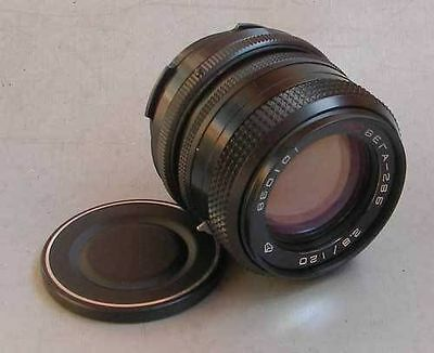 MC Vega-28 2.8/120mm ARSAT lens for ARRI Red One Arriflex PL movie camera, EXC.