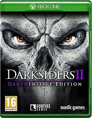 Darksiders 2: Deathinitive Edition - (Xbox One) [NEW GAME]