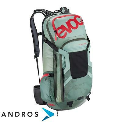 EVOC FR TRAIL TEAM 20l - Technical backpack Verde Man
