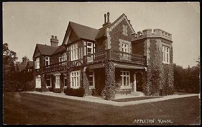 Sandringham. Appleton House.