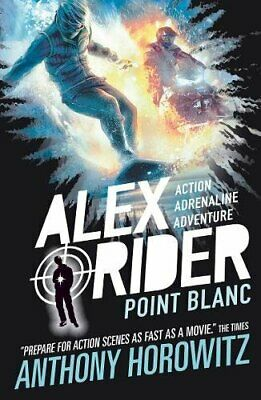 Point Blanc (Alex Rider) by Horowitz, Anthony Book The Cheap Fast Free Post
