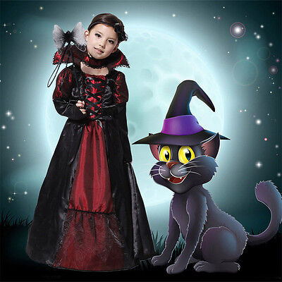 Children's Halloween Costume/Scepter Cool Fairytale Performance Clothing Lot