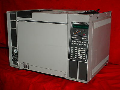 HP 5890A Gas Chromatograph GC