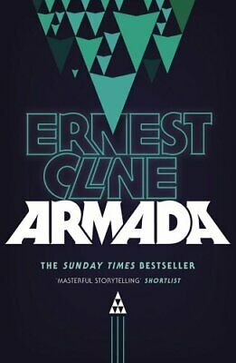 Armada: From the author of READY PLAYER ONE by Cline, Ernest Book The Cheap Fast