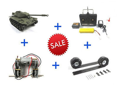 Special Henglong M41A3 Tank with Metal upgrades(Super 2.4G Version)