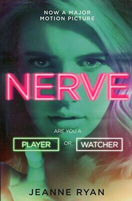 Nerve by Ryan, Jeanne Book The Cheap Fast Free Post