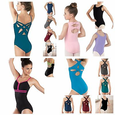 NEW Balera Capezio Little Stars Fancy Back Strappy Dance Leotard Child or Adult